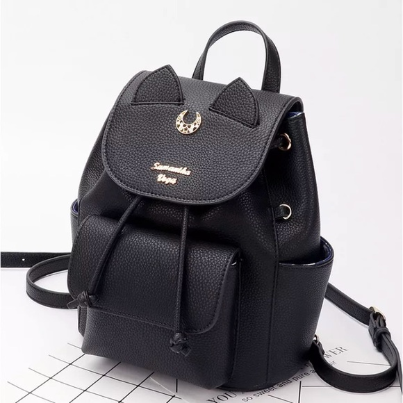 92c426813cae40 Samantha Vega Bags | New Sailor Moon Drawstring Backpack | Poshmark